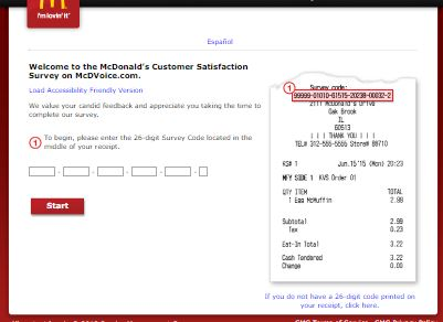 The Customer Satisfaction Survey of McDonald's