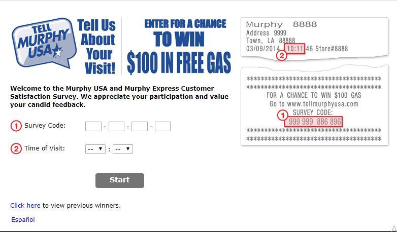 murphy usa customer service