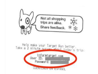 target corporation customer satisfaction survey