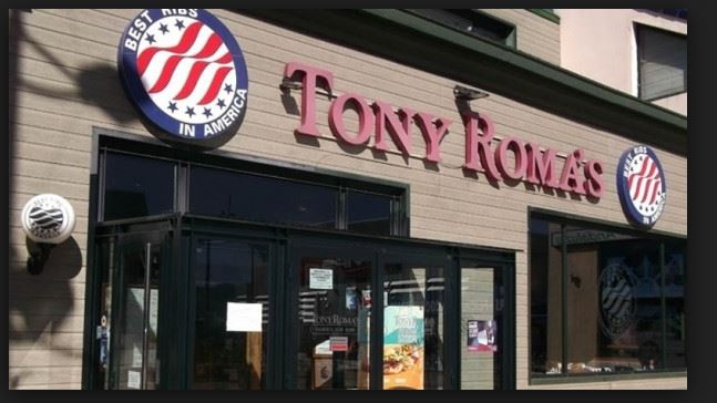 Tony Roma's Customer Survey