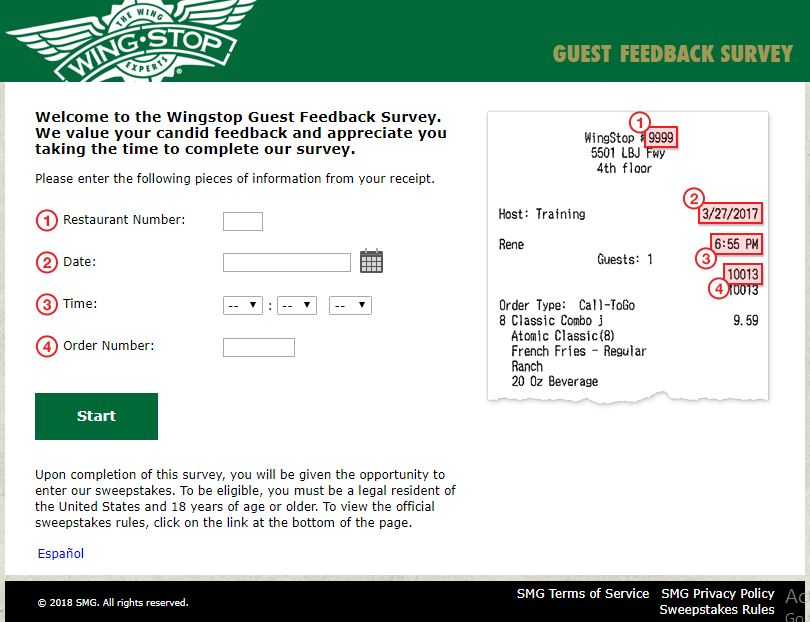 Wingstop Restaurants Customer Service, Complaints and Reviews