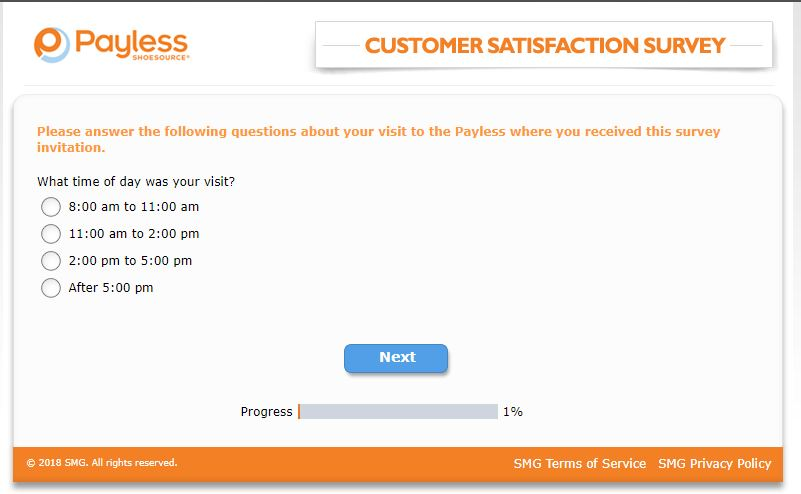 Take The TellPayless.com Survey, Get Free $5 Coupon