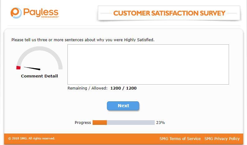 www.tellpayless.com | Payless $5.00 Coupon Survey