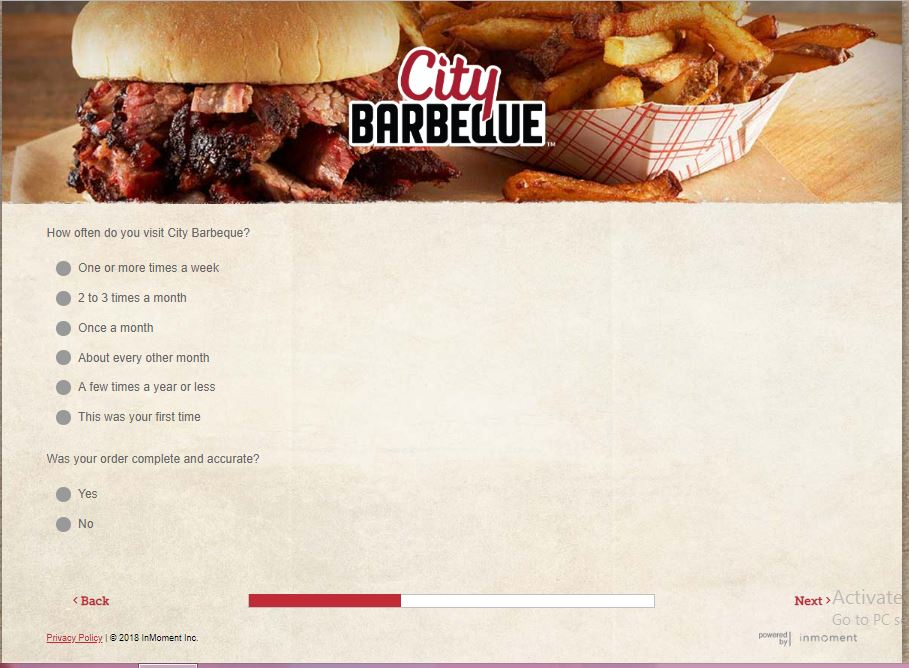 www.tellcitybbq.com City Barbeque Online Customer Feedback .