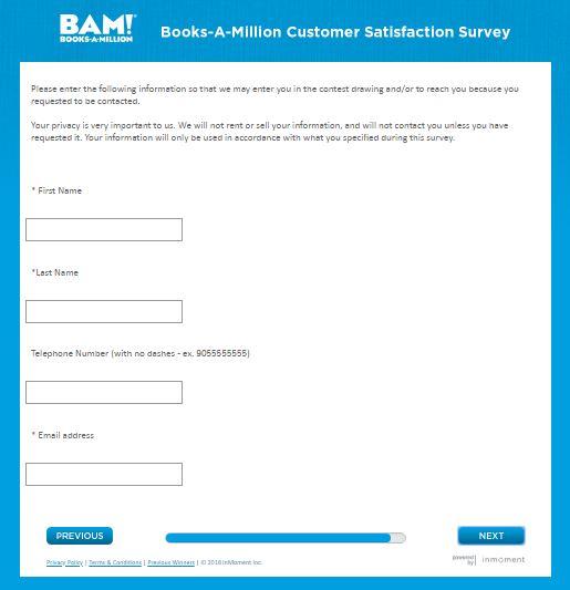 books a million customer service