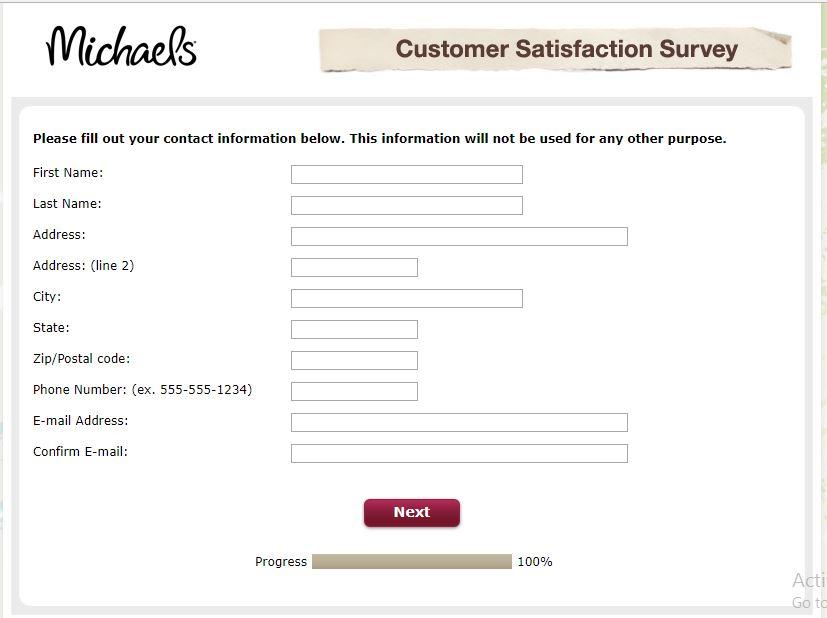 michaels customer service