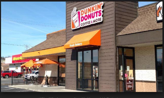 dunkin donuts near me