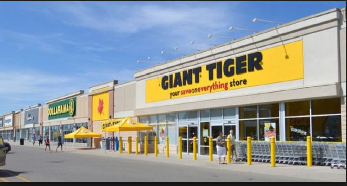 giant tiger customer service