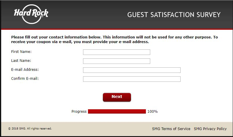 hard rock cafe customer service