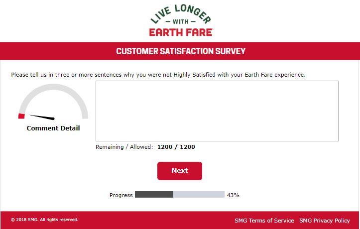 earth fare customer service