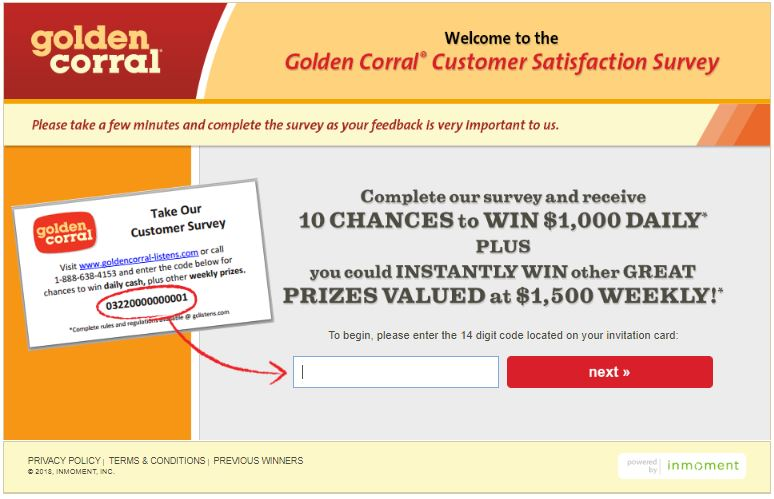 golden corral cost