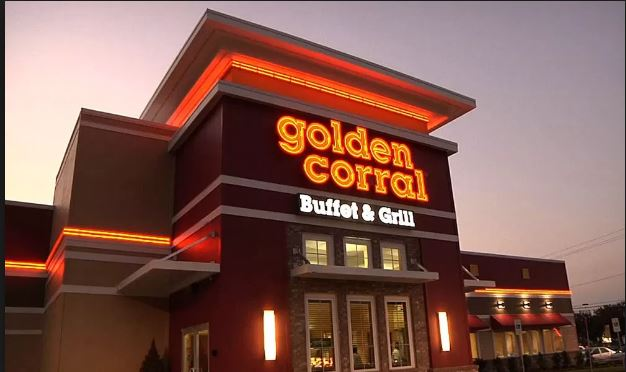 golden corral coupon
