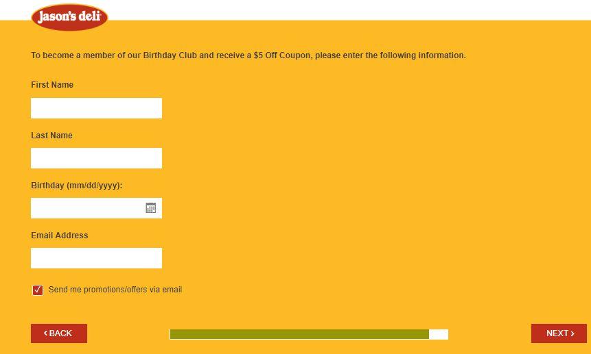 jason's deli feedback survey