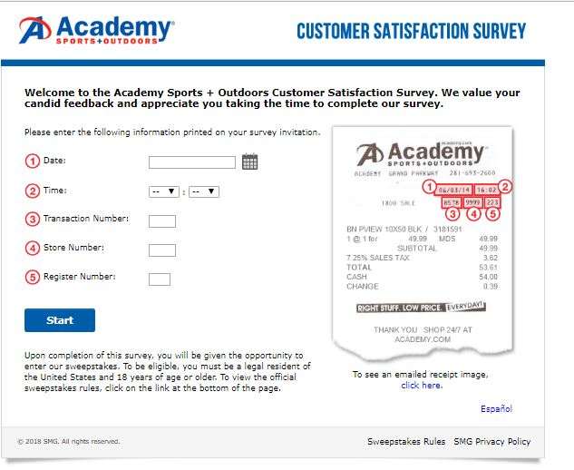Academy Sports 164 Reviews and Complaints