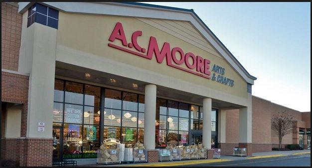 ac moore rewards coupon