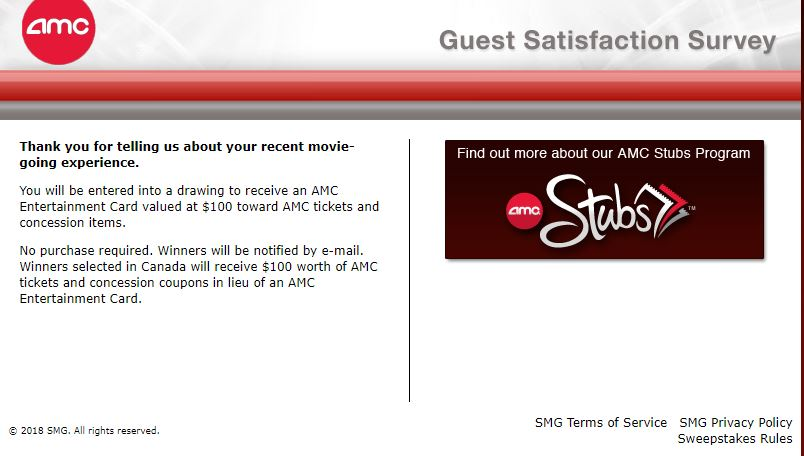 how to email amc
