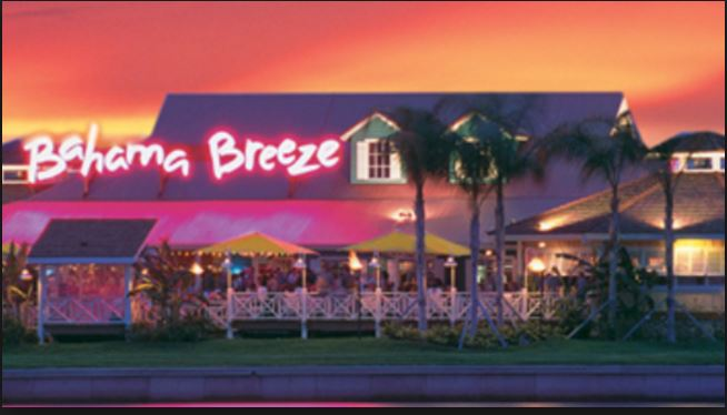 bahama breeze customer service