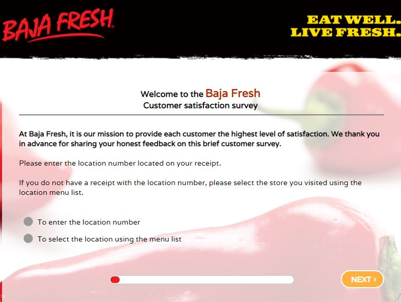 baja fresh feedback