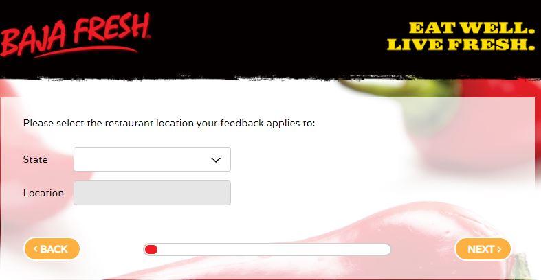 baja fresh customer review