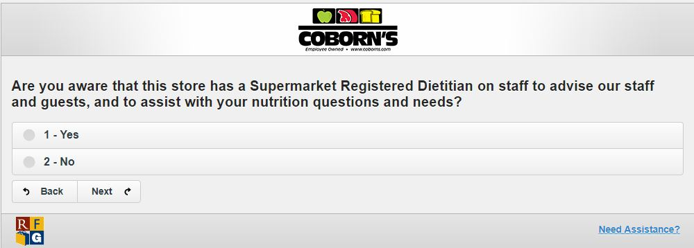 Coborn's Customer Satisfaction Survey To Win $100 gift card