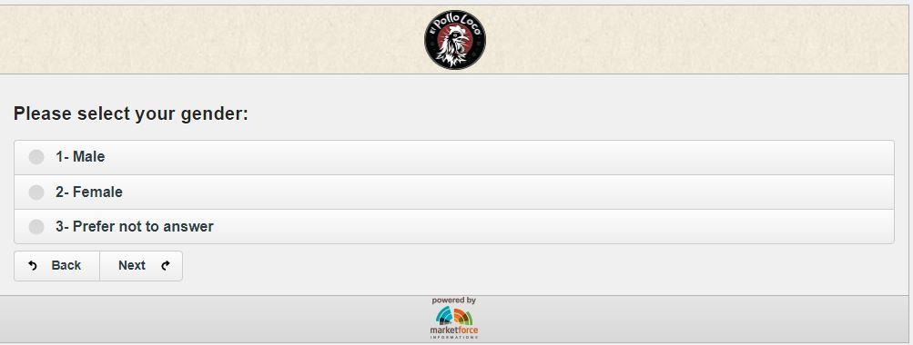 eplfeedback.com - El Pollo Loco Customer Feedback Survey