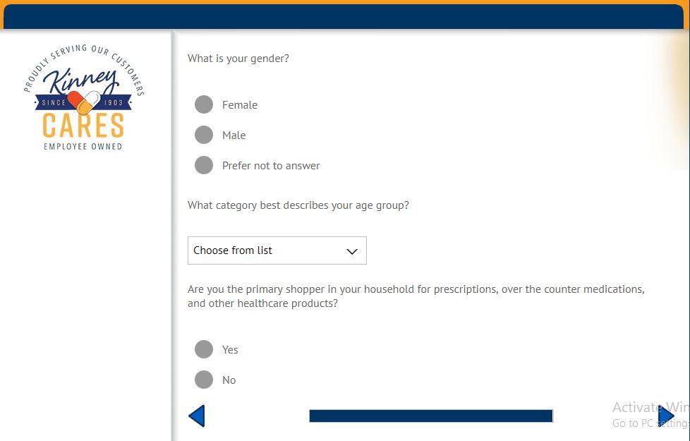 Kinney Drugs Customer Experience Survey | www.KinneyKares.com