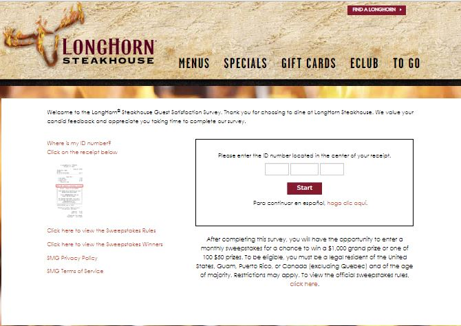 m longhorn steakhouse