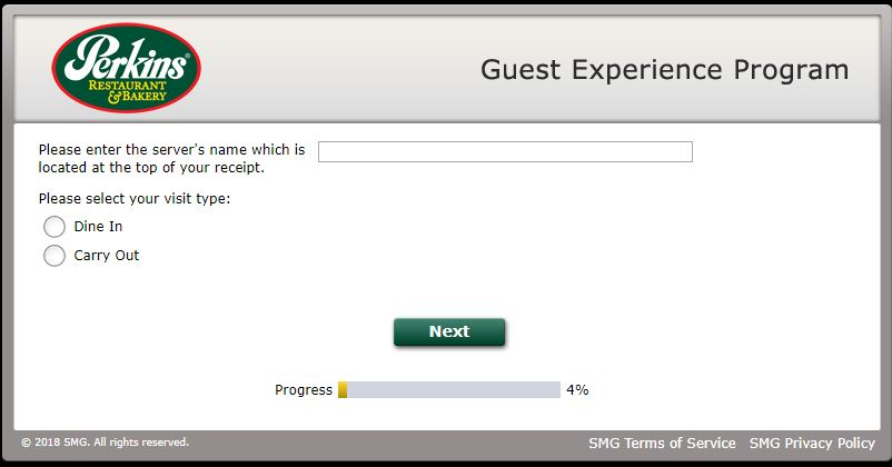Penkins guest experience survey