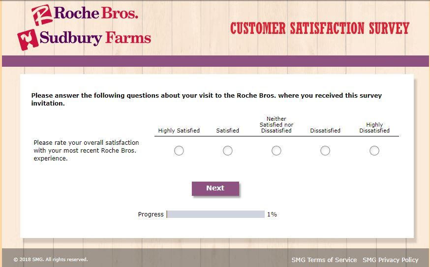 roche bros reviews