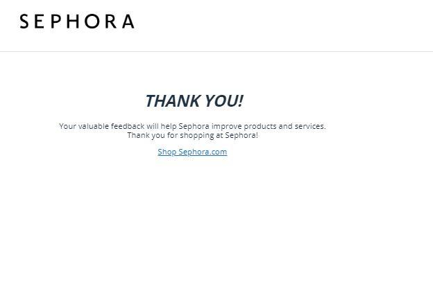 sephora customer experience