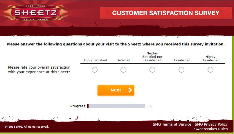 sheetz customer complaints