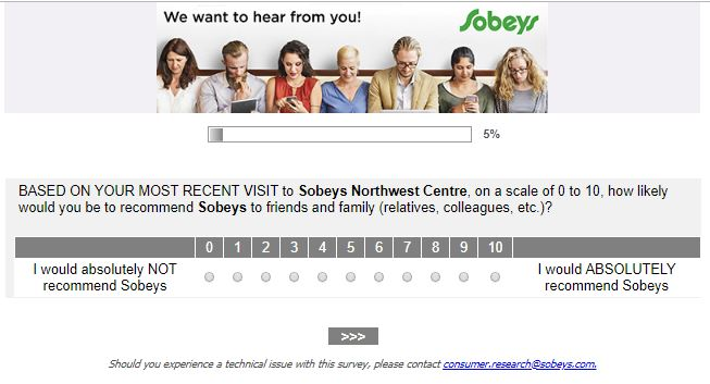 sobeys customer reviews