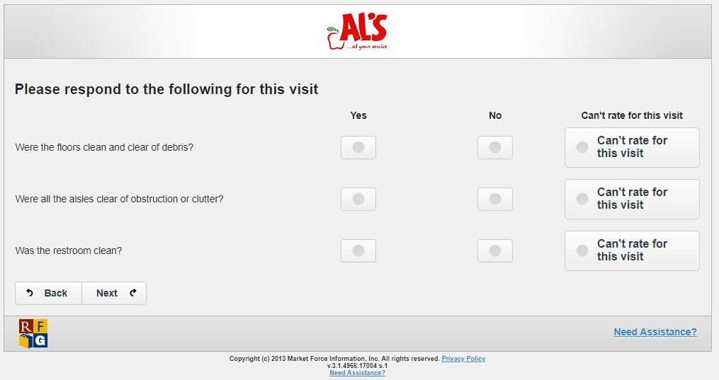 ALS achieves best ever customer satisfaction scores