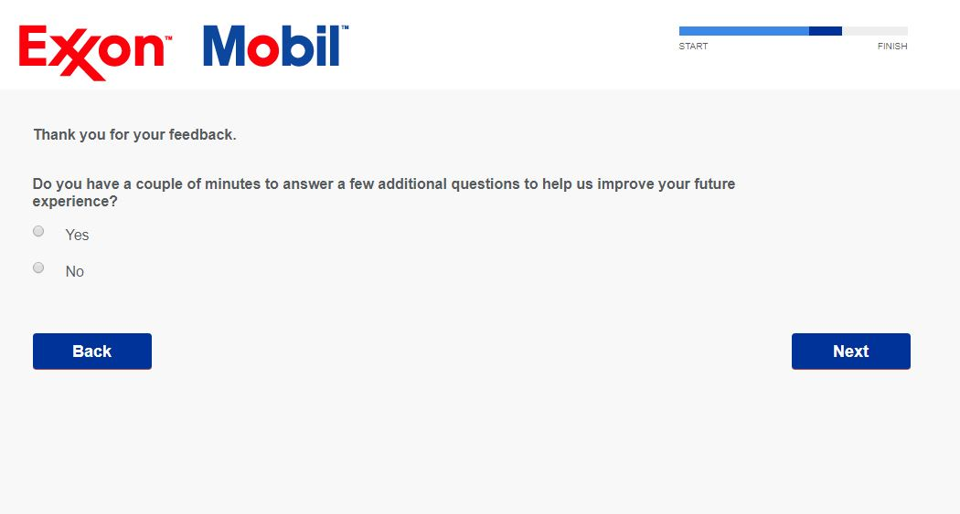 Exxon Mobil - American Customer Satisfaction Index