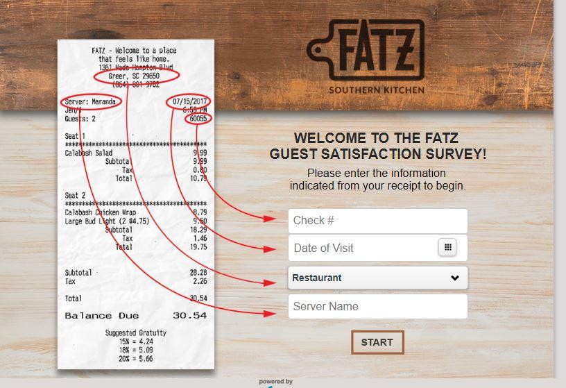 fatz customer service