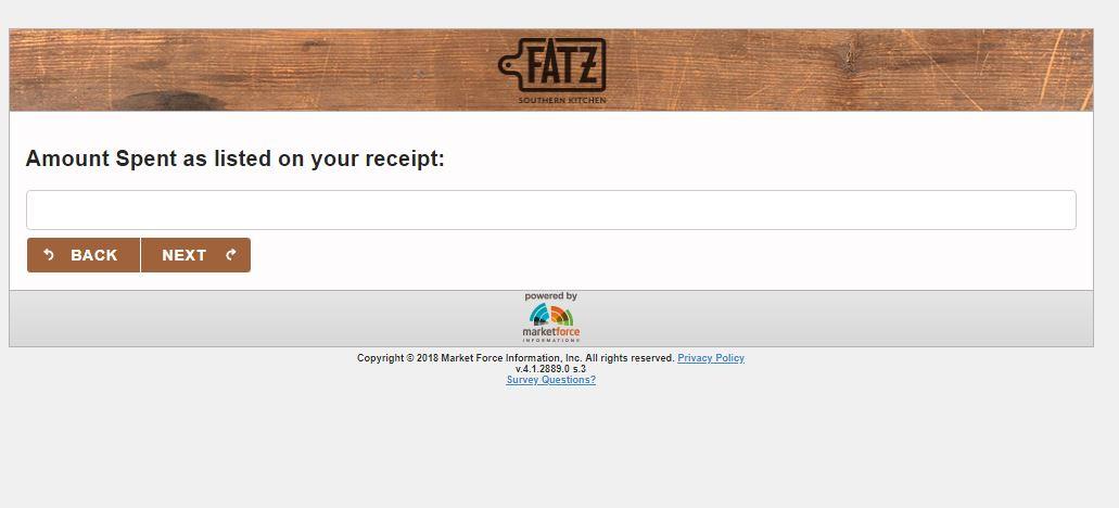 fatz menu