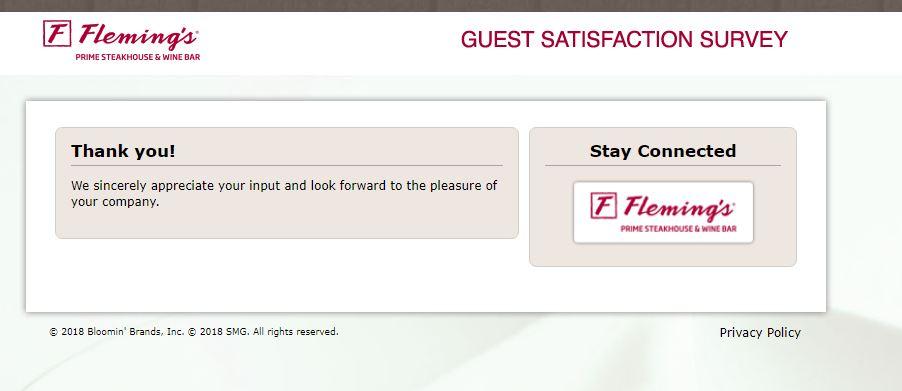 Customer Satisfaction Survey - Golden Corral