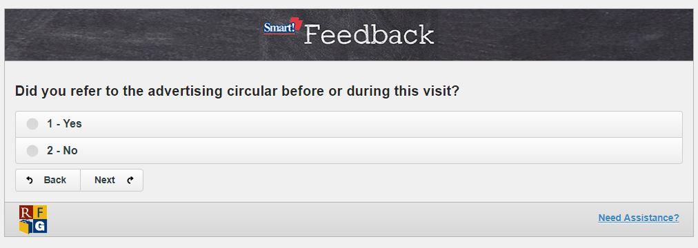 Foodtown Customer Satisfaction Survey,