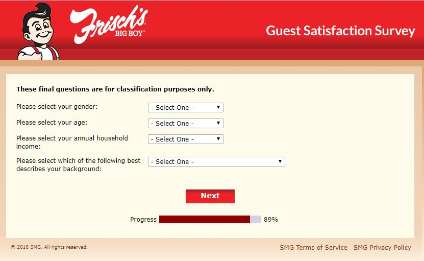 frisch's customer service
