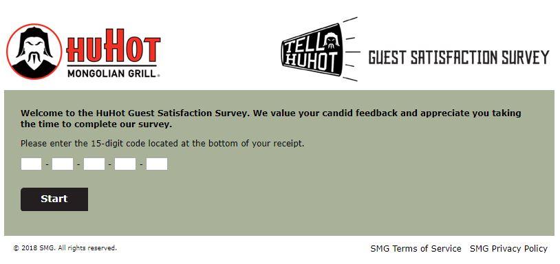 huhot customer service