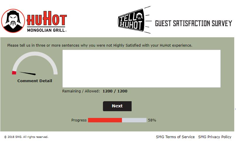 huhot rewards