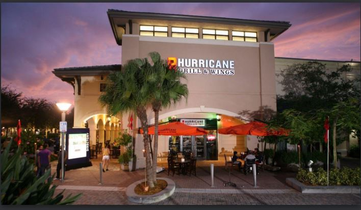 Hurricane Grill & Wings Guest Satisfaction Survey