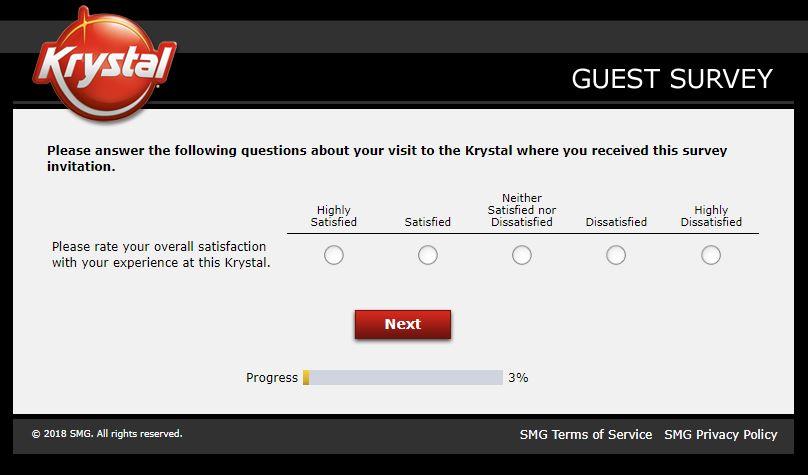 krystal support