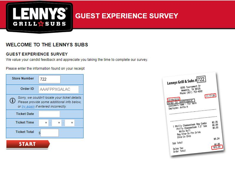lennys subs conway ar