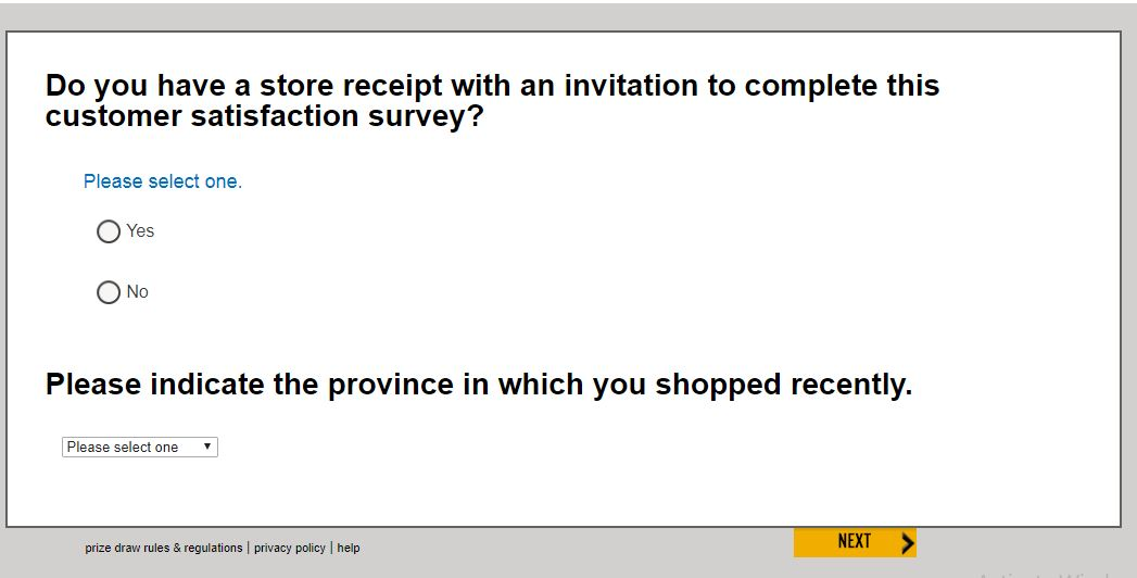 Loblaw Grocery Customer Satisfaction Survey