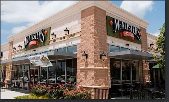 Mcalister's Deli Guest Satisfaction Survey