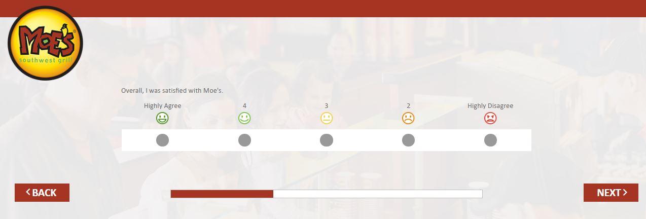 moes survey online