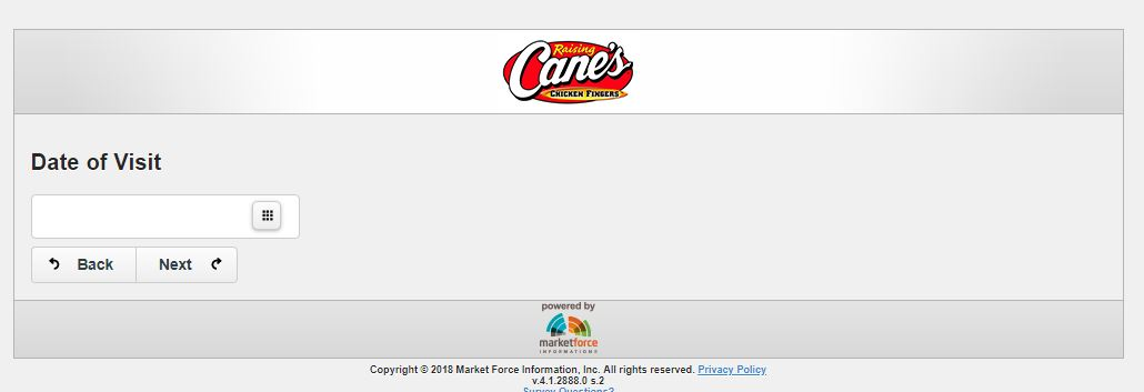 free raising cane's coupon