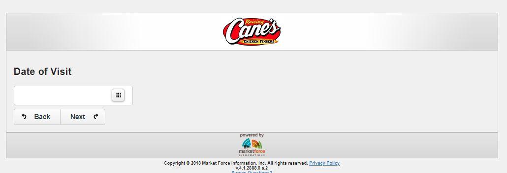 free raising cane's coupon