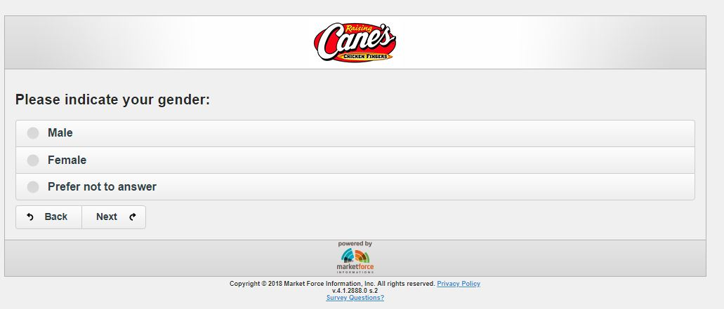 raising cane's location